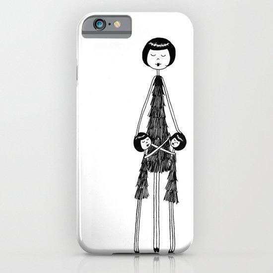 I love my mom (twins) iPhone & iPod Case