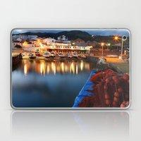 Colorful Harbour Laptop & iPad Skin
