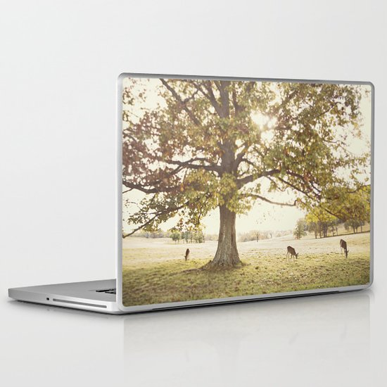 The Forge Laptop & iPad Skin