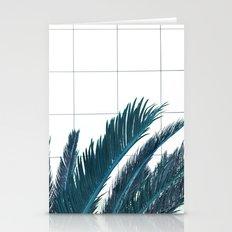 Blue Palms Stationery Cards