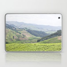 land of a thousand hills::rwanda Laptop & iPad Skin
