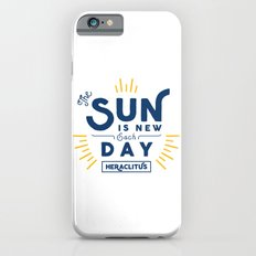 Heraclitus - The sun is new each day Slim Case iPhone 6s