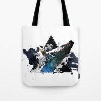 Star Whale Tote Bag