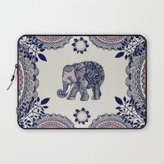 Elephant Pink Laptop Sleeve