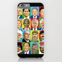 iPhone & iPod Case featuring select your politic by carré offensif