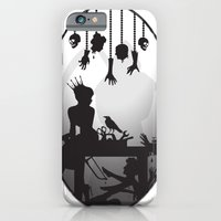 You're One Of Them, Aren't You? Dark Romance Valentine iPhone 6 Slim Case