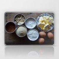 Cake Ingredients Laptop & iPad Skin