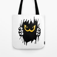 What Lies Within Tote Bag