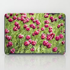 Tulips will remember  iPad Case