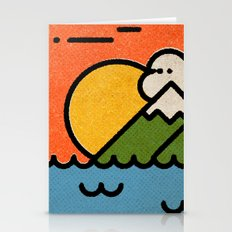 Endless Summer Stationery Cards