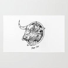 Bull Rug