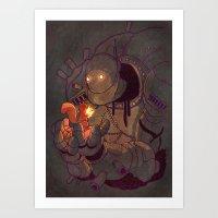 This Little Light Of Min… Art Print