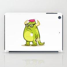 Monster Nerd iPad Case