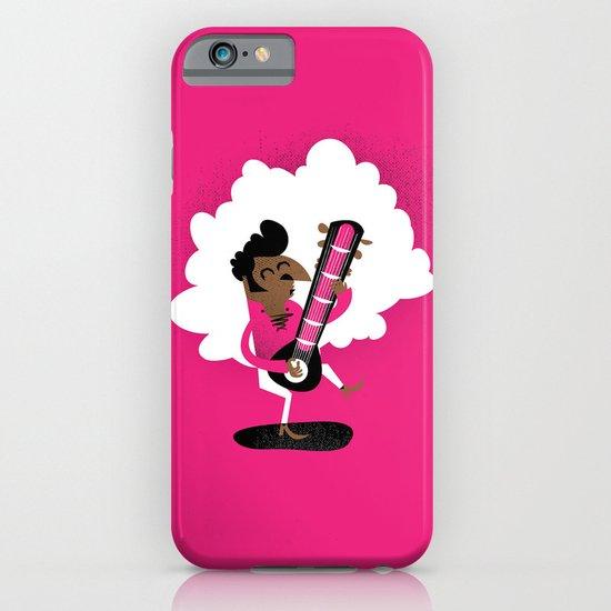 Sitar Superstar iPhone & iPod Case