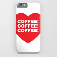 COFFEE! iPhone 6 Slim Case
