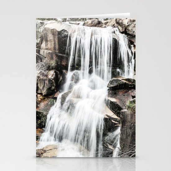 Waterfall Stationery Card