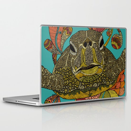 Toitle Laptop & iPad Skin