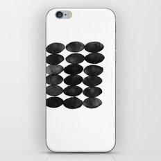 Ovals iPhone & iPod Skin