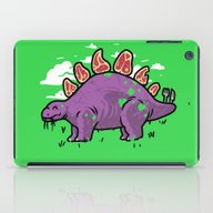 Steakosaurus iPad Case