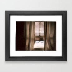 'Be.'  Framed Art Print