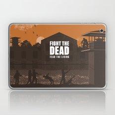 The Walking Dead Prison … Laptop & iPad Skin