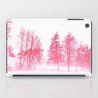 Pink Winter iPad Case