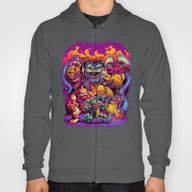 GHOSTS 'N' GOBLINS Hoody