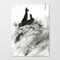 Dream view serie - Forest teaching Canvas Print