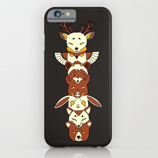 Totem iPhone & iPod Case