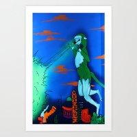 Do What You Do, Za-boo-m… Art Print