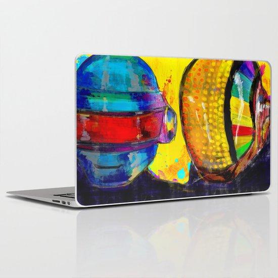 Daft Punk Laptop & iPad Skin