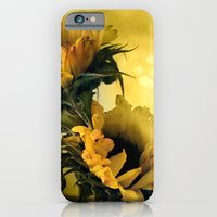iPhone & iPod Case featuring Sunflowers by Istvan Kadar Photography