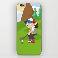 Non Olympic Sports: Golf iPhone & iPod Skin