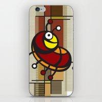 Deco Parrot iPhone & iPod Skin