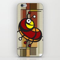 Deco Parrot iPhone & iPod Skin