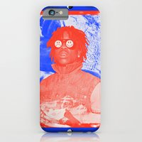 iPhone & iPod Case featuring Love Song For The Idea of Forgetting by Young Weirdos Guild
