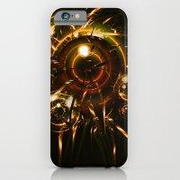 Gold Dust iPhone 6 Slim Case