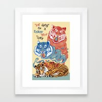 GOASTT Framed Art Print