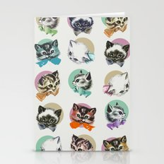 Cats & Bowties Stationery Cards