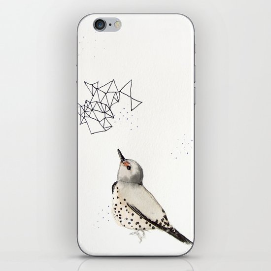 Northern Flicker iPhone & iPod Skin