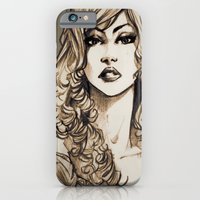 Lancelot and Guinevere iPhone 6 Slim Case