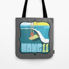 Hang 11 Tote Bag