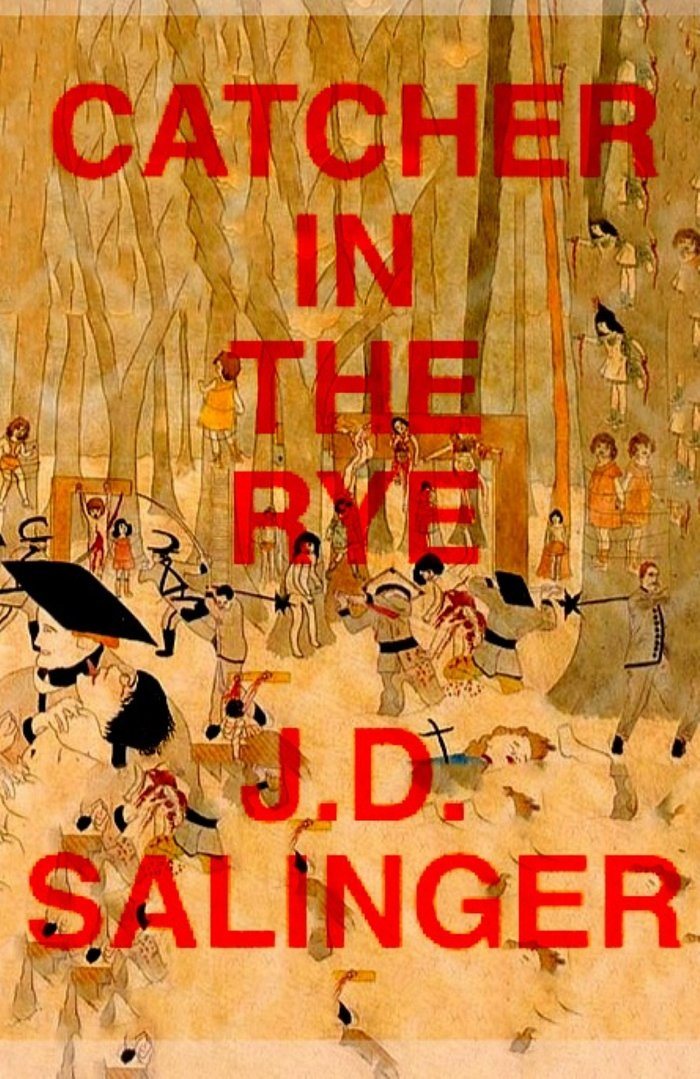 catcher in the rye jd salinger My mysterious search for jd salinger an  one must suppose—seemed to encourage with a famous passage in catcher in the rye in which holden caulfield describes the powerful connection.