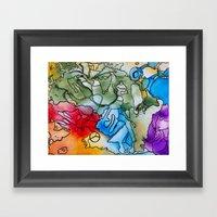 Art & Soul Framed Art Print