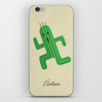 Cactuar iPhone & iPod Skin