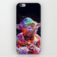 Master iPhone & iPod Skin
