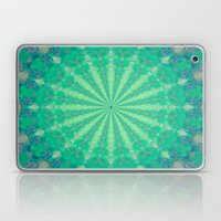 Subtle Distortion Laptop & iPad Skin