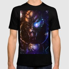 I'm in the middle of some calibrations Mens Fitted Tee Black SMALL