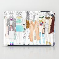 Trendy Mob iPad Case