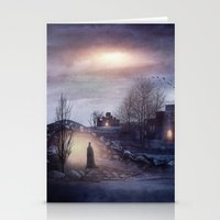 Tales of Halloween III Stationery Cards